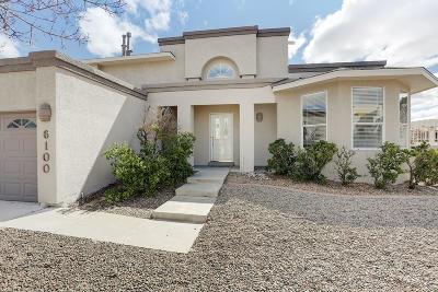 Albuquerque Single Family Home For Sale: 6100 Medford Court NW