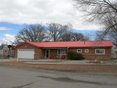 Valencia County Single Family Home For Sale: 1190 Monte Vista Drive