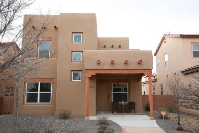 Albuquerque Single Family Home For Sale: 5708 Strand Loop SE
