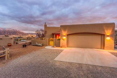 Rio Rancho Single Family Home For Sale: 6800 Vatapa Road NE