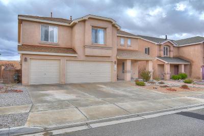 Los Lunas Single Family Home For Sale: 1101 Colibri Avenue NW