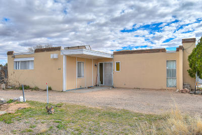 Valencia County Single Family Home For Sale: 315 Horner Street