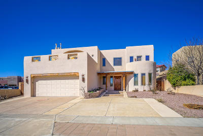 Albuquerque Single Family Home For Sale: 6101 Whiteman Drive