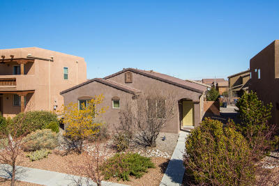 Albuquerque Single Family Home For Sale: 8415 Wild Dunes Road NW
