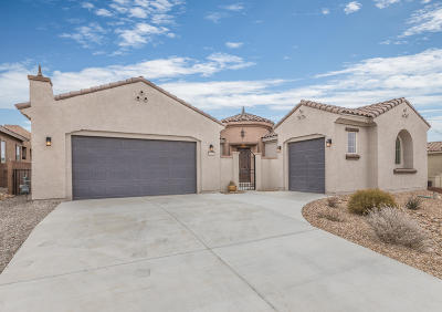 Albuquerque Single Family Home For Sale: 2215 Cebolla Creek Way