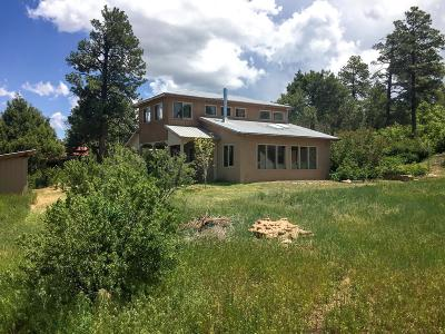 Tijeras Single Family Home For Sale: 3 Sean Road