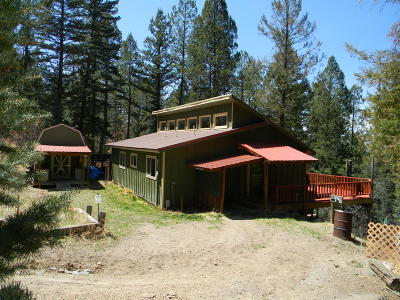 Sandoval County Single Family Home For Sale: 1309 Los Griegos Road
