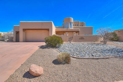 Bernalillo County Single Family Home For Sale: 3900 Alamogordo Drive NW