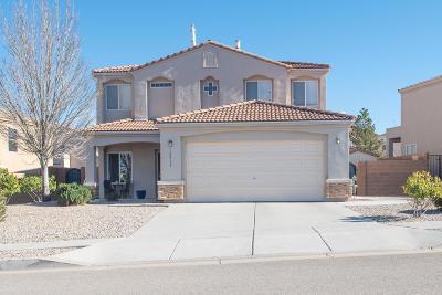 Albuquerque Single Family Home For Sale: 12019 Gallant Fox Road SE