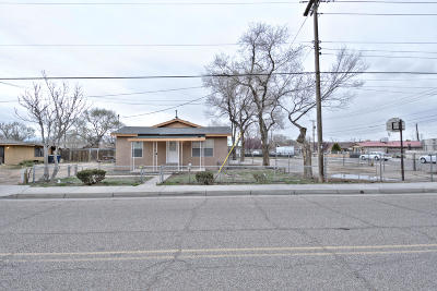 Albuquerque Single Family Home For Sale: 2616 William Street SE