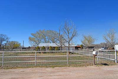 Valencia County Single Family Home For Sale: 19 La Loma Lane