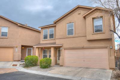 Albuquerque Single Family Home For Sale: 3204 Mountainside Parkway NE