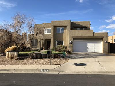Albuquerque Single Family Home For Sale: 12117 Hickory Court NE