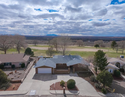 Valencia County Single Family Home For Sale: 809 Lee Trevino Drive