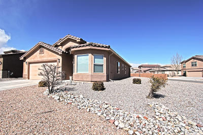 Albuquerque Single Family Home For Sale: 8209 Mock Heather Road NW