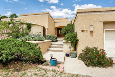Albuquerque Single Family Home For Sale: 14409 La Cueva Court NE