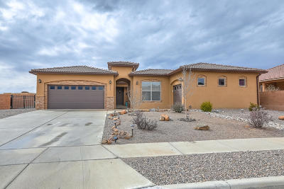 Rio Rancho Single Family Home For Sale: 2932 Kiva View NE