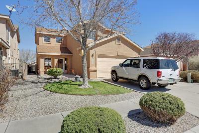 Albuquerque Single Family Home For Sale: 6701 La Rocca Road NW