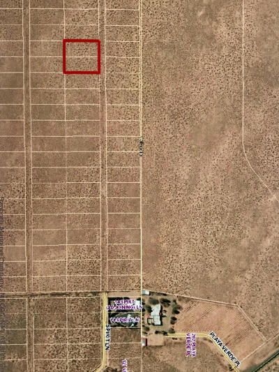 Valencia County Residential Lots & Land For Sale: Spirit Lane