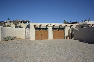 Bernalillo Single Family Home For Sale: 1440 Calle Cielo Vista