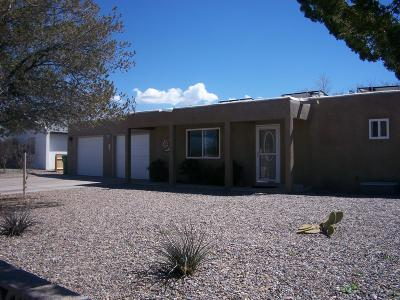 Rio Rancho Single Family Home For Sale: 304 Cerro De Ortega Drive SE