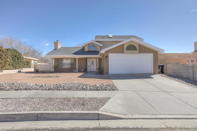 Albuquerque Single Family Home For Sale: 7520 Thornwood Drive NW