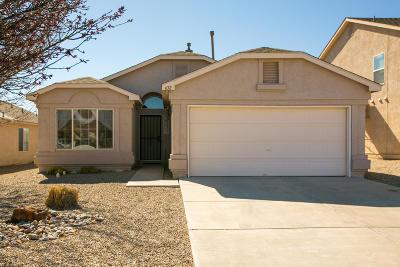 Rio Rancho Single Family Home For Sale: 632 Autumn Meadows Drive NE