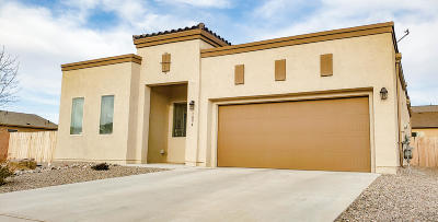 Rio Rancho Single Family Home For Sale: 1894 Goldenflare Loop NE