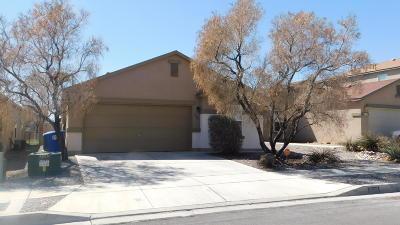 Albuquerque Single Family Home For Sale: 8628 Sonoma Avenue NW