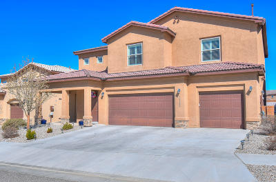 Albuquerque Single Family Home For Sale: 12105 Pompano Place SE
