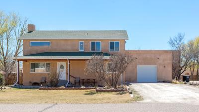Los Lunas Single Family Home For Sale: 399 Hathaway Circle