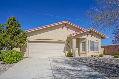 Albuquerque Single Family Home For Sale: 9801 Rio Corto Avenue SW