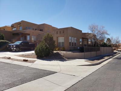 Bernalillo County Single Family Home For Sale: 13200 Sentinal Court NE