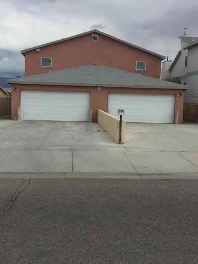 Bernalillo County Multi Family Home For Sale: 3108 Corona Drive NW