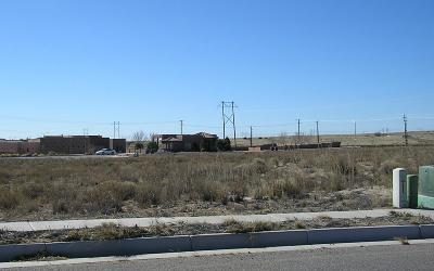 Albuquerque Residential Lots & Land For Sale: 6100 Keyenta Place NW