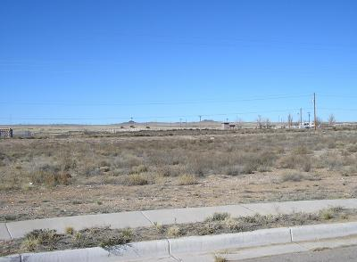 Bernalillo County Residential Lots & Land For Sale: 8027 Monte Carlo Drive NW