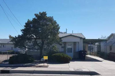 Bernalillo County Single Family Home For Sale: 542 Aztec Road NW
