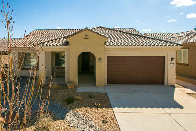 Albuquerque Single Family Home For Sale: 2232 Cebolla Creek Way NW