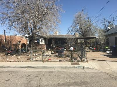 Albuquerque Single Family Home For Sale: 613 Towner Avenue NW