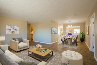 Albuquerque Single Family Home For Sale: 1508 Bowe Lane SW
