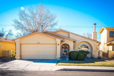 Albuquerque Single Family Home For Sale: 10904 Lagrange Park Drive NE