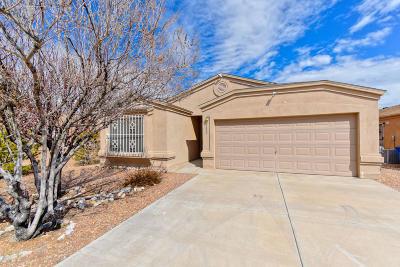 Albuquerque Single Family Home For Sale: 3200 Mata Ortiz Drive SW