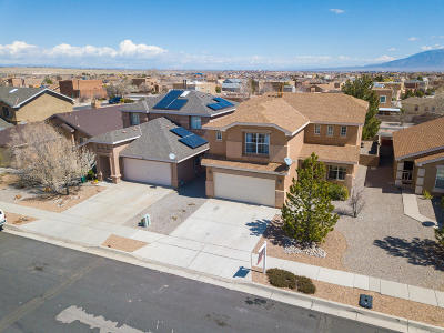 Bernalillo County Single Family Home For Sale: 10244 Shawna Street