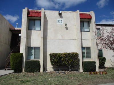Rio Rancho Attached For Sale: 917 Country Club Drive SE #APT B