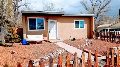 Albuquerque Single Family Home For Sale: 2504 Mesa Street SE