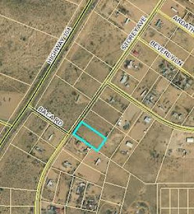 Valencia County Residential Lots & Land For Sale: Storey Avenue
