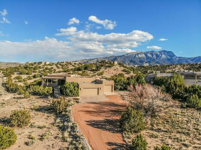 Sandoval County Single Family Home For Sale: 2 First Mesa Court