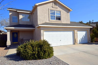 Bernalillo County Single Family Home For Sale: 7609 Kentwood Avenue NW