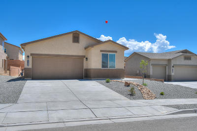 Rio Rancho Single Family Home For Sale: 1142 Grace Street NE