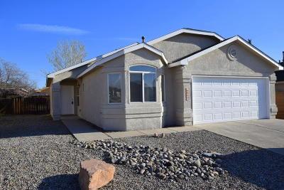 Albuquerque Single Family Home For Sale: 10309 Paso Fino Place SW